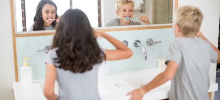Elektrische Kinderzahnbürste Test